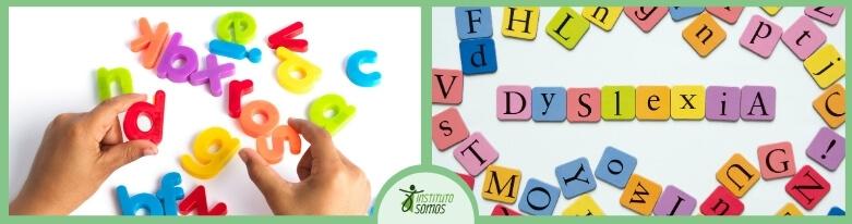 La dislexia y trastornos del lenguaje.