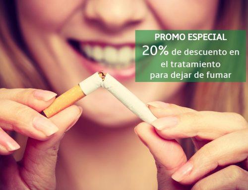 OFERTA ESPECIAL para ayudar a dejar para fumar