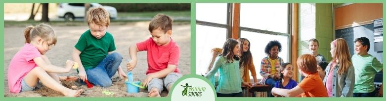 mejorar las habilidades sociales en niños.